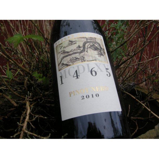 2010 MCDLXV Pinot Nero  Toscana IgT, Podere Fortuna UDF20