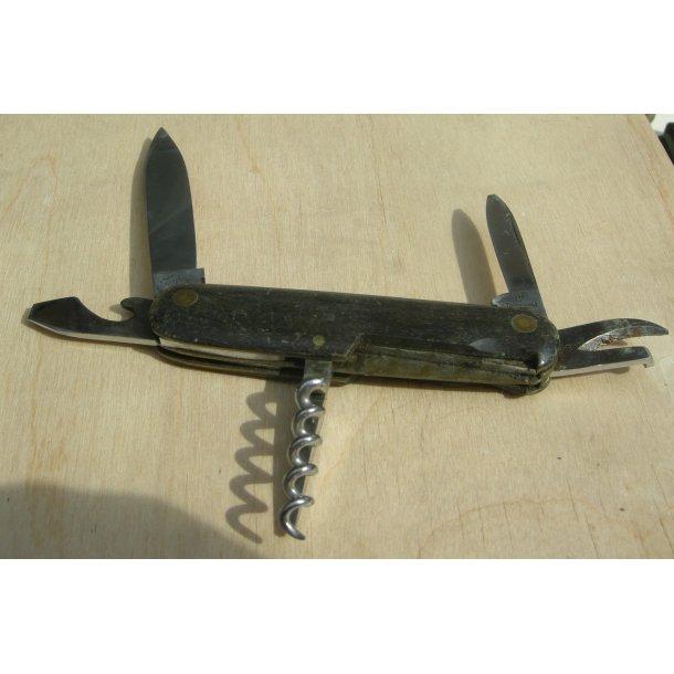 Proptrækker 32 Fiskerkniv med proptrækker