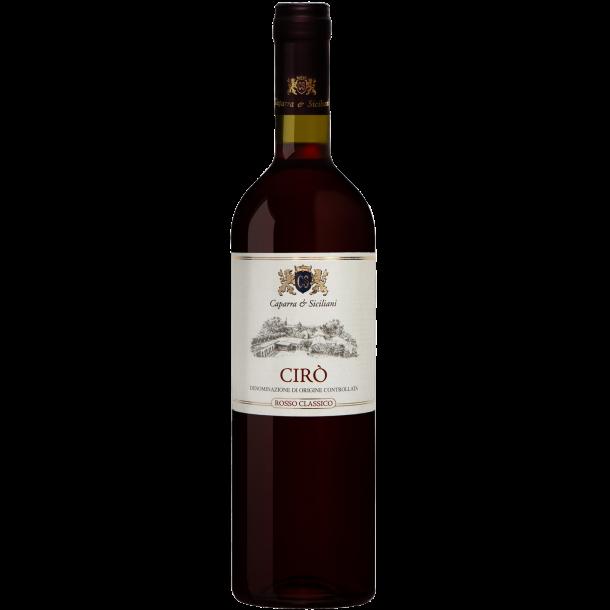 2019 Ciró Classico Rosso DOC Caparra & Siciliani