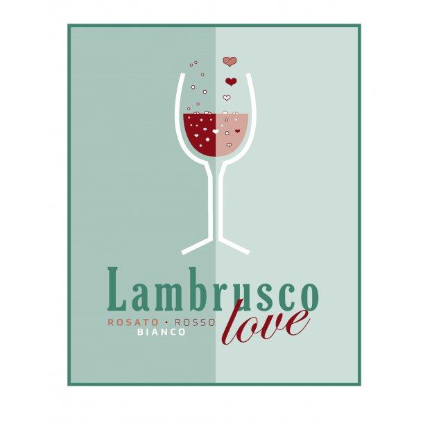 LAMBRUSCO-LOVE©: Lambrusco festival den 28. april 2019/ 1. session: 12:00 til 14:30 LLLL