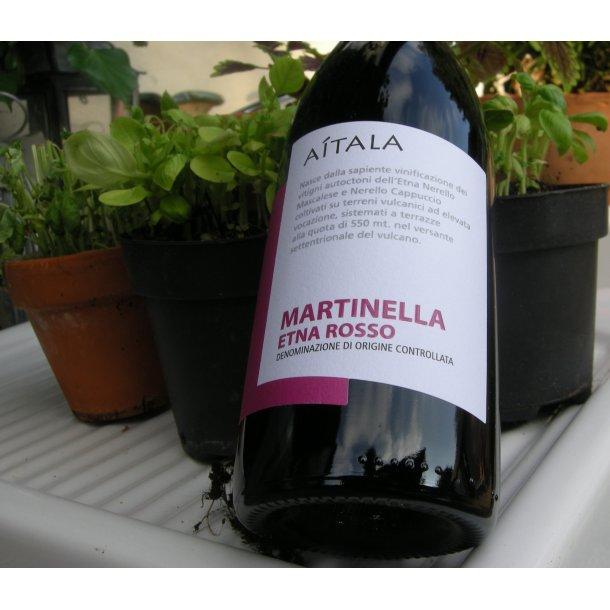 2016 Etna Rosso DOC, Contrada Martinella, Aitala AS19