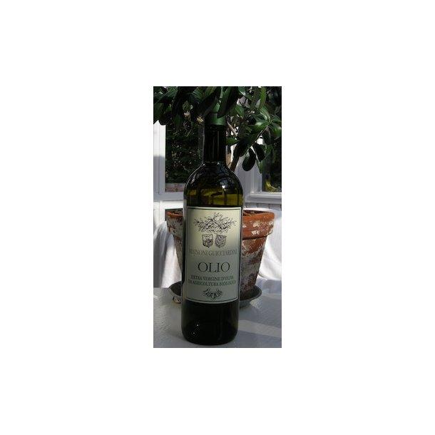 2017 Olio  Extra Vergine Di Oliva 0,750 liter, Majnoni økologisk AAA
