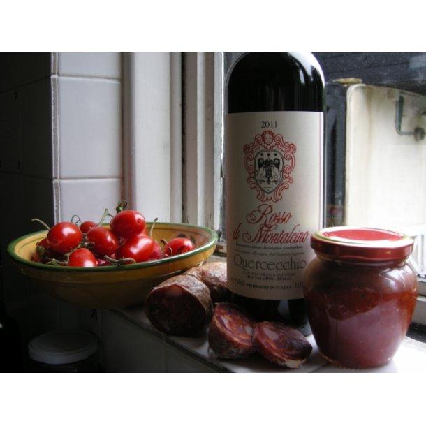 2016 Rosso di Montalcino DOC  Quercecchio MUDA