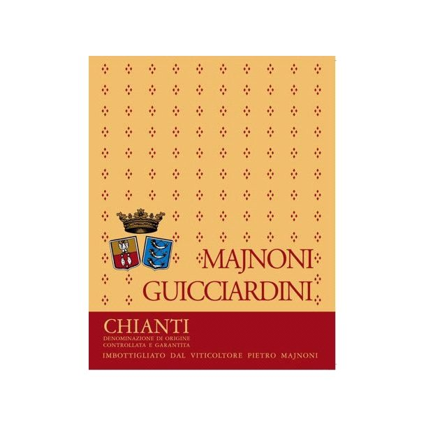 2016 Chianti Superiore DOCG Majnoni Guicciardini økologisk